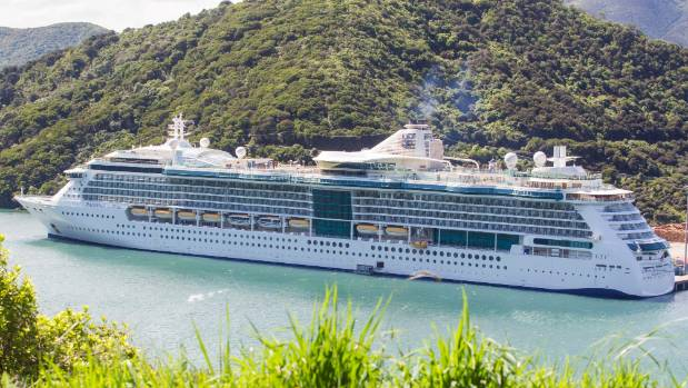 The Biggest Cruise Ship To Visit New Zealand Is Dwarfed By Others - Biggest cruise ships list