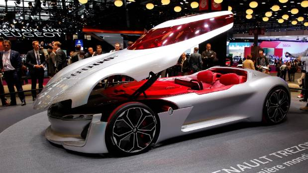 2016's coolest concept cars | Stuff.co.nz