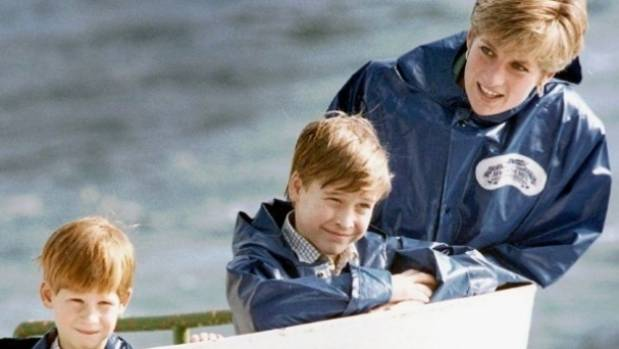 Princess Diana's letters about Princes William and Harry to be auctioned