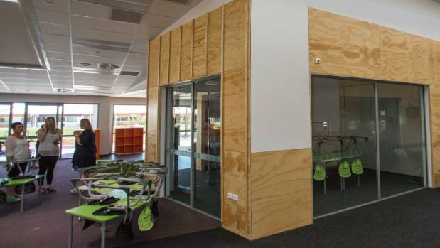 Haeata Community Campus is an urban area school with about 950 students. Each age group has its own large classroom ...