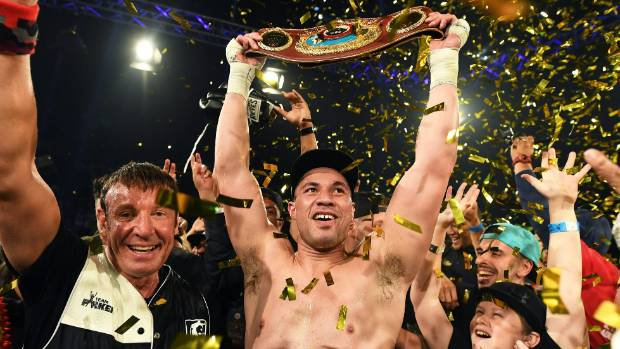 Hughie Fury lands world heavyweight title shot against Joseph Parker