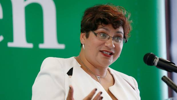 Green's Metiria Turei believes every family deserves a decent home.