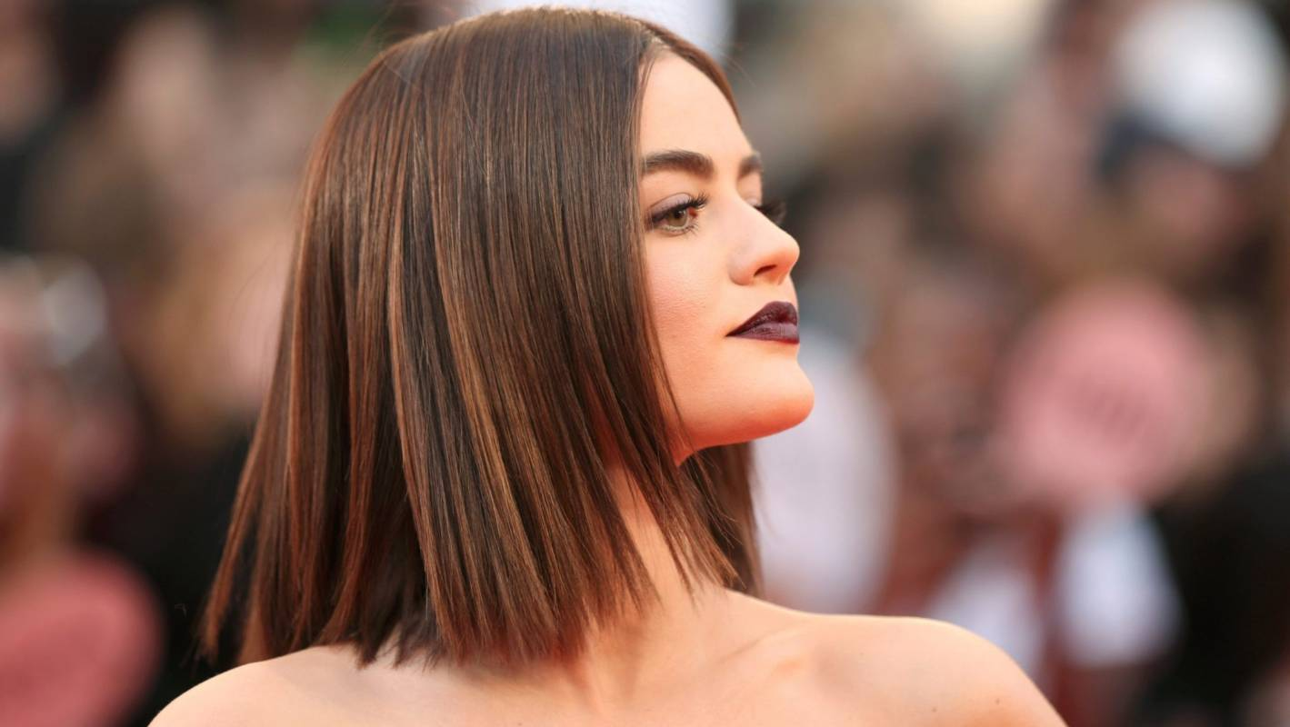 Topless Lucy Hale nude photos 2019
