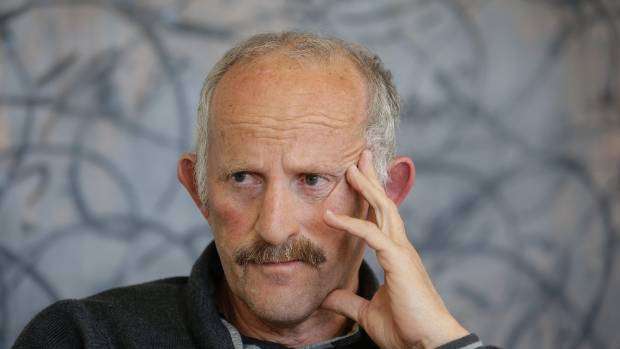 Gareth Morgan: into the political fray.