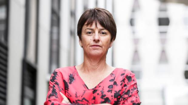 Dame Susan Devoy: still in the race.