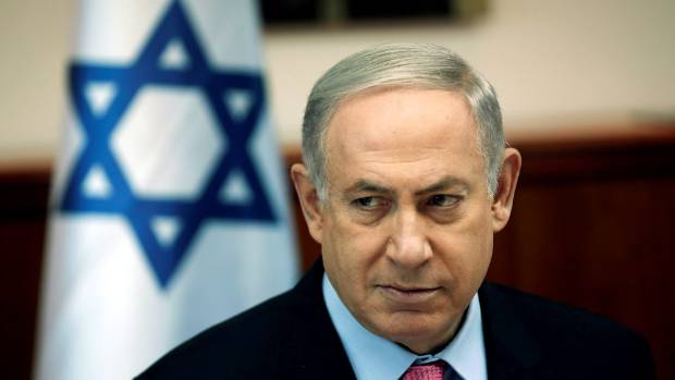 "Israeli Prime Minister Benjamin Netanyahu reportedly described New Zealand's actions as a ""declaration of war""."