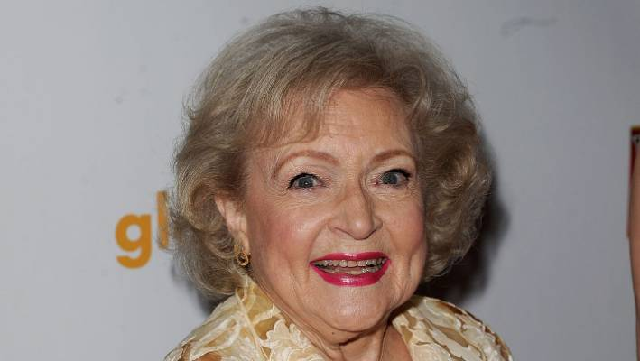 Betty White Celebrates 97th Birthday, Still out and About