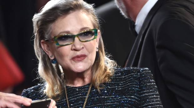 It is still unknown what decision Star Wars creators will make when it comes to late Carrie Fisher's scenes in the next film.