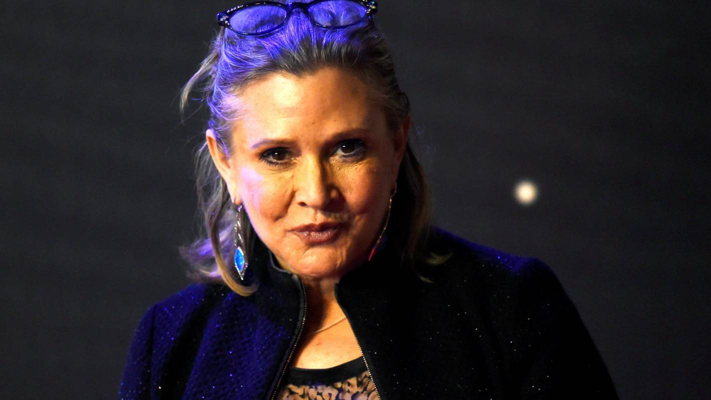 Carrie Fisher is a prime example of what it means to live with Bipolar Disorder productively
