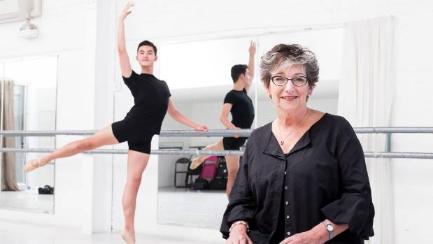 Dancing is in the blood for Wellington dance teacher Paula Hunt and nephew John Paul Lowe.