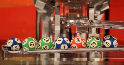 Three Lotto players split a $1 million prize pool in Wednesday night's draw.