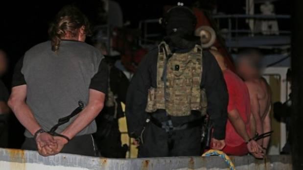 Australia police bust record-breaking cocaine haul