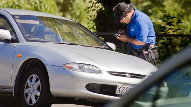 Parking wardens have to collect evidence of your alleged wrongdoing, so be sure to ask if they actually have any.