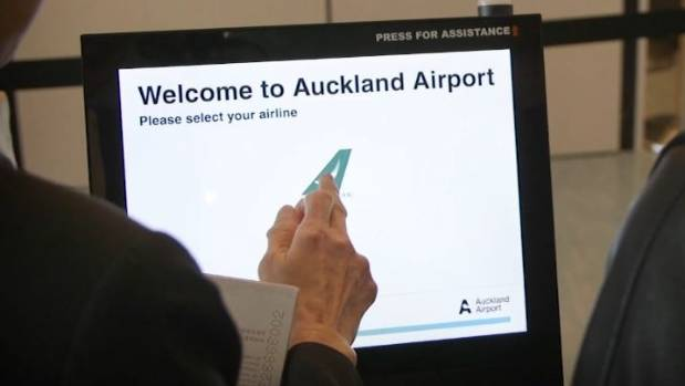 Auckland Airport has bought 45 mobile self-service check-in kiosks for its International & Auckland Airport launches mobile self-service check-in kiosks ...