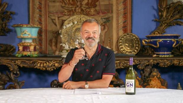 Popular chat show host Graham Norton has set up his own label showcasing New Zealand sauvignon blanc.