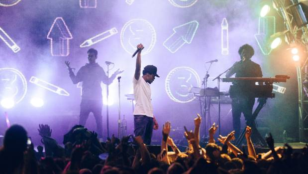 Chance the Rapper was among those to perform at last year's Rhythm and Vines festival.