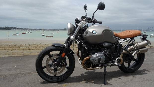 BMW joins the Scrambler revival party