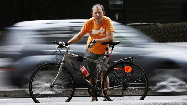 Cycling Advocates Network project manager Patrick Morgan said the helmet law was a failed policy.