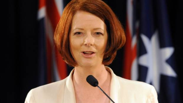 Julia Gillard took over as Prime Minster of Australia and leader of Labor just 58 days before an election in 2010.