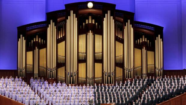 The Church of Jesus Christ of Latter-day Saints held its 185th Annual General Conference in Salt Lake City in 2015. But ...
