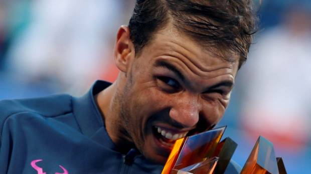 Mubadala WTC: Nadal scrapes past Goffin for his 4th Abu Dhabi title!