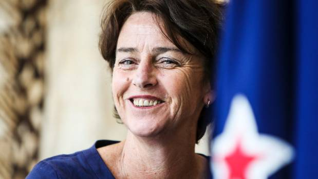 """Dame Susan Devoy said of Leitch: """"The last thing he would have wanted in the world was to offend someone""""."""