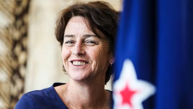 New Zealand race relations commissioner, Susan Devoy.