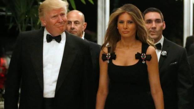 Melania Trump's Dolce and Gabbana LBD.
