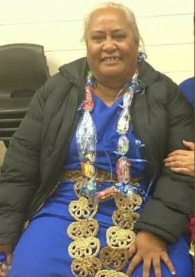 Leotisia Malakai, 55, died almost a week after she was hurt in the Gisborne bus crash on Christmas Eve.