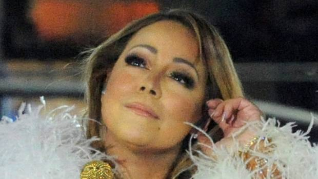 Mariah Carey had a great idea to make a TV series on herself.
