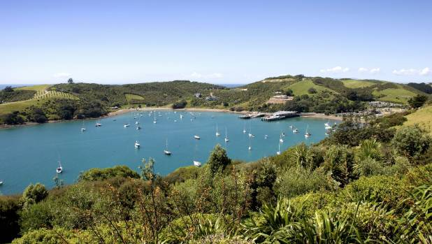 The dispute began at a wine tasting event on Waiheke Island.