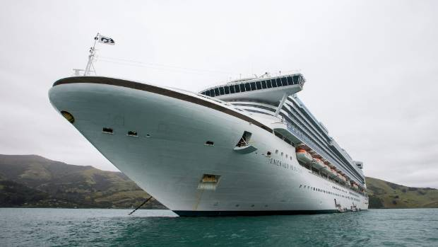 Harbour Pilot Sacked After Boat He Was Supposed To Be On Smashes - How much do cruise ships cost to build