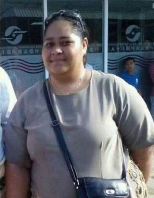Talita Fifita, 33, was one of three victims in the bus crash near Gisborne on Christmas Eve.