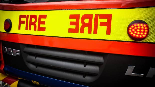 A fire at a Porirua school has wrecked its van that it saved for eight years to buy.