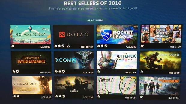 Nz eyes on steam after gaming platforms owner fined a3m stuff steam is continuing to feel heat over its game refund policy despite making moves over the ccuart Choice Image