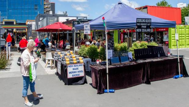 Central Christchurch market stallholders want help to find a new home.