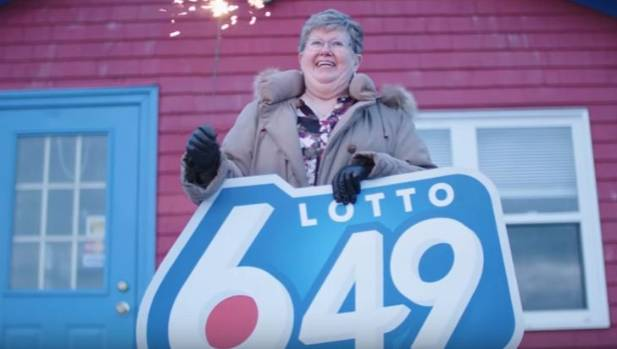 NS woman wins jackpot using numbers she dreamed up in 1989