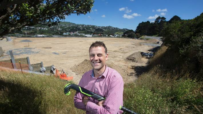 Wellington ratepayers stump up more than $2m for new hockey turf