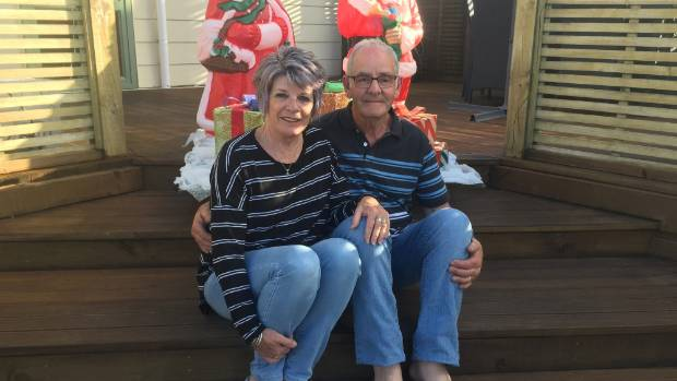 Greymouth couple Ann-Maree and Brett McLean are stopping their Christmas lights display after 17 years.