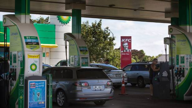 Rolleston BP remains the only service station in the town, compared to three in Rangiora, and a new KFC has recently ...