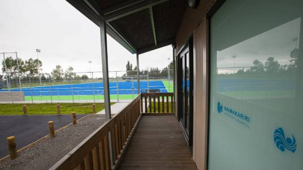 A new Hockey turf complex in Rangiora adds to a range of recreational facilities in the town.
