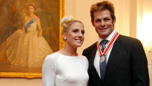 Rumours are swirling that the sporting couple secretly tied the knot in Wanaka on Saturday.