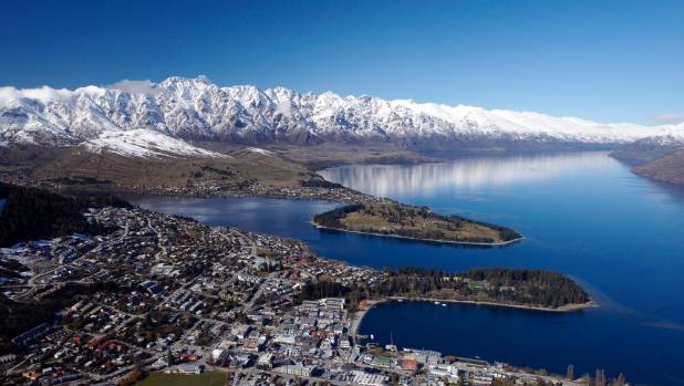 Picturesque Queenstown is one of the 50 Best Places to Travel in 2017, says Travel + Leisure magazine.