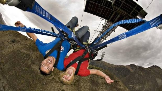 The Nevis Swing, operated by AJ Hackett Bungy, is soon to be joined by the Nevis Thriller - a secret venture due to open ...