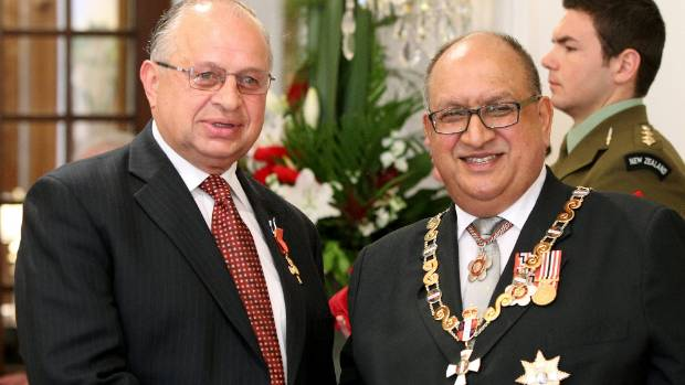 In 2010, Calavrias became an Officer of the New Zealand Order of Merit in the New Year honours, for services to ...