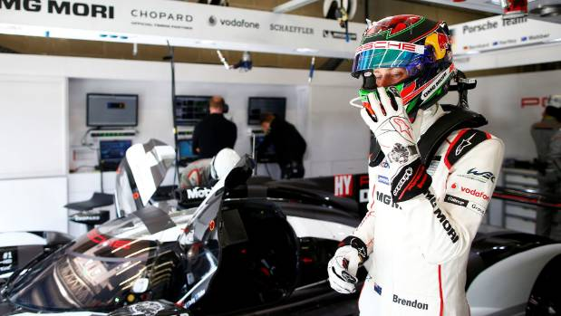 Brendon Hartley is set for increased responsibility in 2017 with Mark Webber no longer involved in Porsche's FIA World ...
