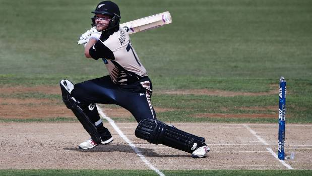 Corey Anderson confident after record innings