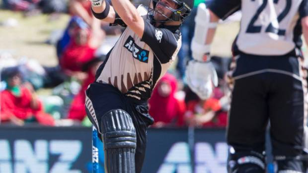Anderson powers N.Zealand to T20 sweep