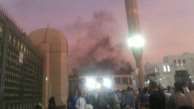 Al-Saya'ari manufactured the suicide bomb used in the July 4 attack outside of the Medina mosque where the Prophet ...