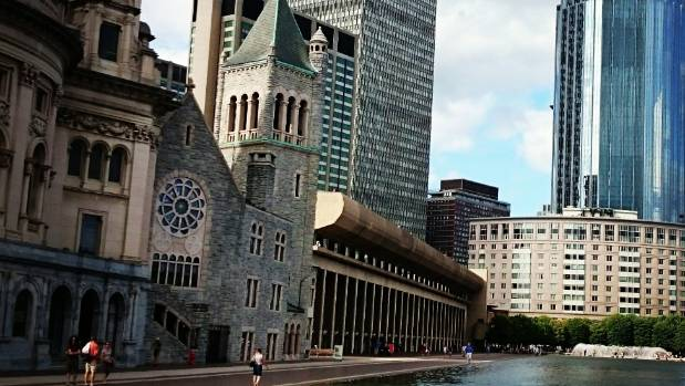 The architecture ranges from Georgian colonial buildings to skyscrapers and they\u0027re often right & Expat Tales: There\u0027s plenty to do living in Boston | Stuff.co.nz